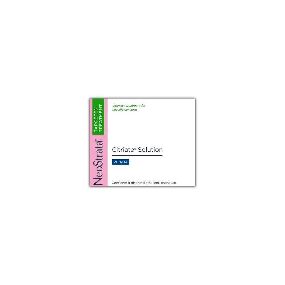 Gp Dermal Solution Neostrata Citriate Solution Pad