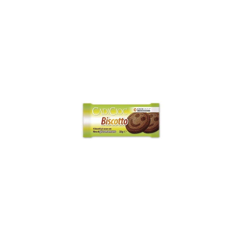 Cadi Group Cadicioc Biscotto Cacao 4pz