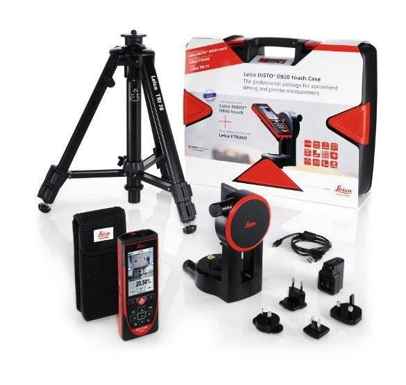 Leica DISTO D810 Touch PRO PACK