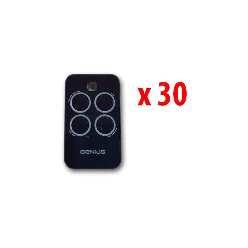 Genius 30 telecomandi 4 canali 433mhz rc echo tx4 6100334 - Genius