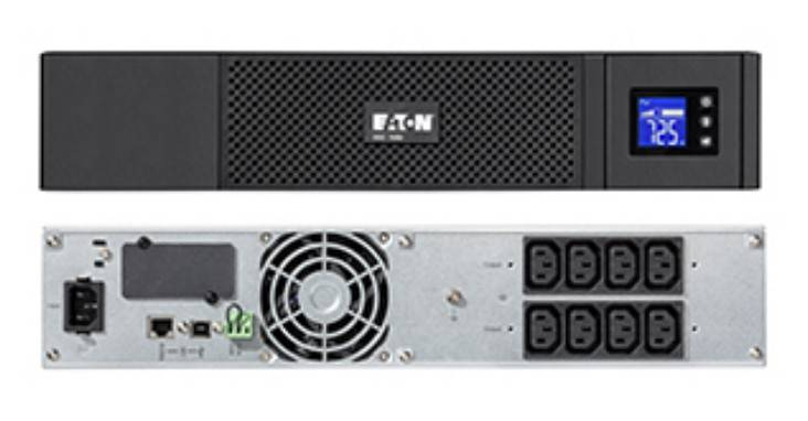 Eaton 5sc 1000i rack2u 1000va/700w rs232 usb+slot 5SC1000IR -  5SC 1000i UPS Rack2U Monitor digital signage Tv - video - fotografia