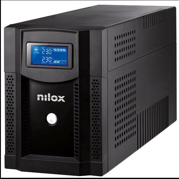 Nilox ups premium line interactive sinewave 3000va nxgclisw3k2x9v2 UPS PREMIUM LINE INTERACTIVE SINEWAVE 3000VA NXGCLISW3K2X9V2 Cucine a gas Elettrodomestici