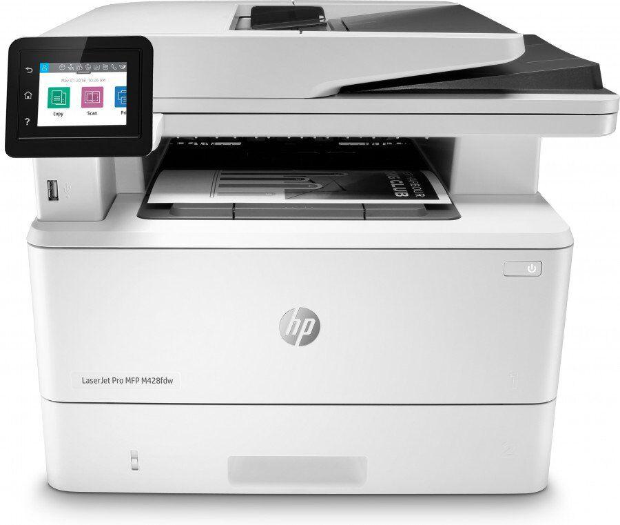HP multifunzione laserjet pro m428fdw Notebook Informatica