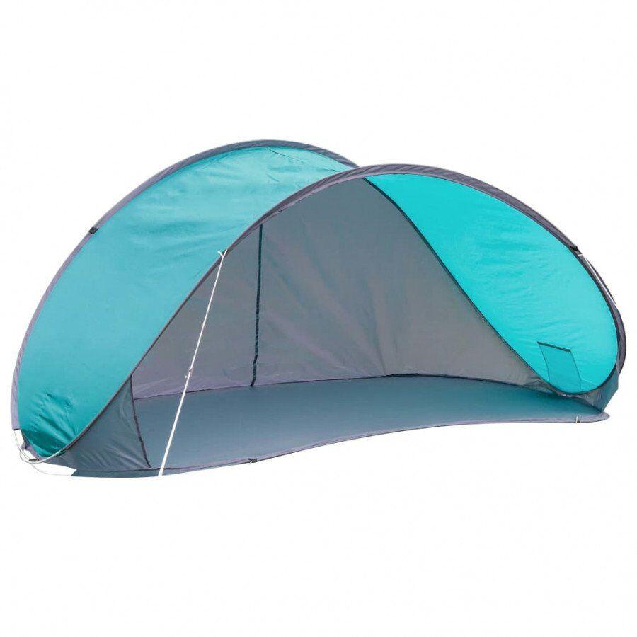 hi tenda da spiaggia pop-up blu Networking Informatica