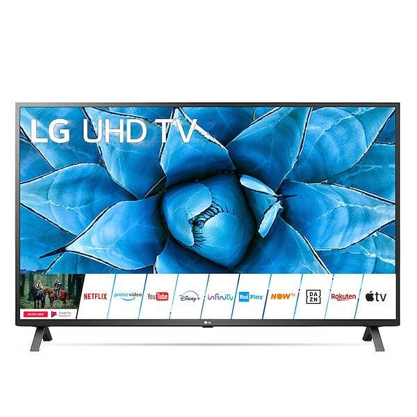 LG LED UHD Smart webOS 5.0, 4K Google Assistant, Alexa, Homekit Amplificatori Audio - hi fi