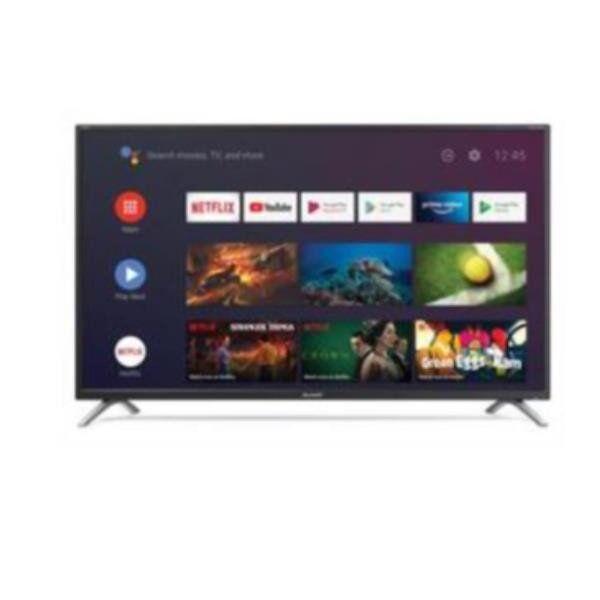 Sharp lc-43bl2ea 43 4k ultra hd andorid tv Forocamere digitali mirrorless Tv - video - fotografia