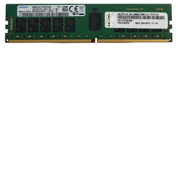 Lenovo thinksystem 32gb truddr4 2933mhz ibm system x rack armadi Componenti Informatica