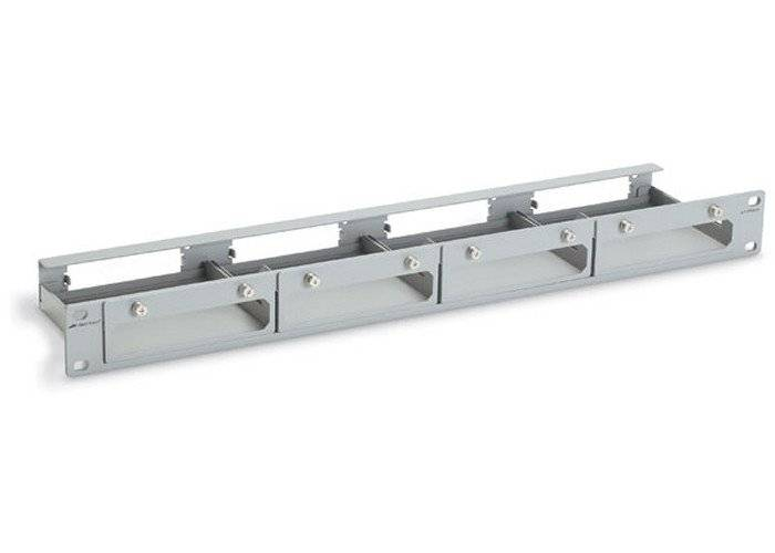 Allied at-tray4 four unit rack mount bracket for media converter AT-TRAY4 Forni Elettrodomestici