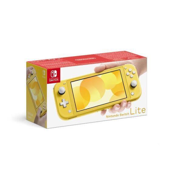 Nintendo hw  switch lite giallo Networking Informatica