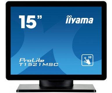 IIYAMA mon. prolite t1521mscb1 15cap.10touch bk Tablet Informatica