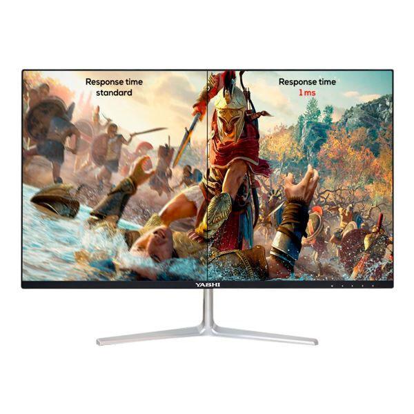 Nilox MONITOR IPS LED 27 HDMI VGA LBL 1MS NXMMIPS270001 Monitor digital signage Tv - video - fotografia