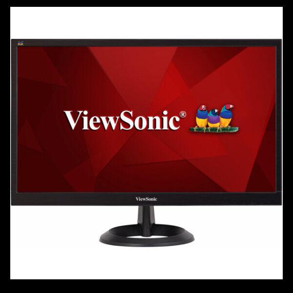 ViewSonic mon 22 tn fhd vga dvi black 250nit Distruggi documenti Ufficio cancelleria