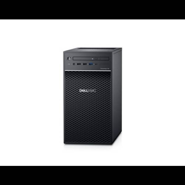 Dell server  t40 e-2224 8gb 1tb 3,5 dvdrw 1yr basic nbd Computers - server - workstation Informatica
