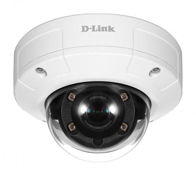 D-Link 5-mp vandal-proof dome camera outdoor  in DCS-4605EV Ventilatori Climatizzazione