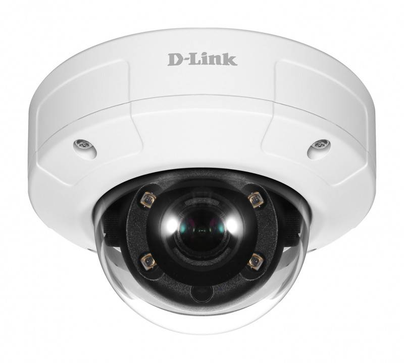 D-Link 5-mp vandal-proof dome camera outdoor  in DCS-4605EV Monitor Informatica