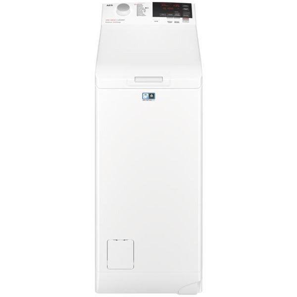 AEG l6tbg621 lavatrice a carica dall'alto a+++ - 6 kg serie 6000 prosense 1200 giri  L6TBG621 Monitor digital signage Tv - video - fotografia