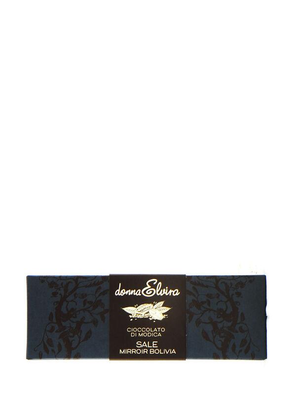 donna elvira cioccolato di modica sale mirroir bolivia gr 70