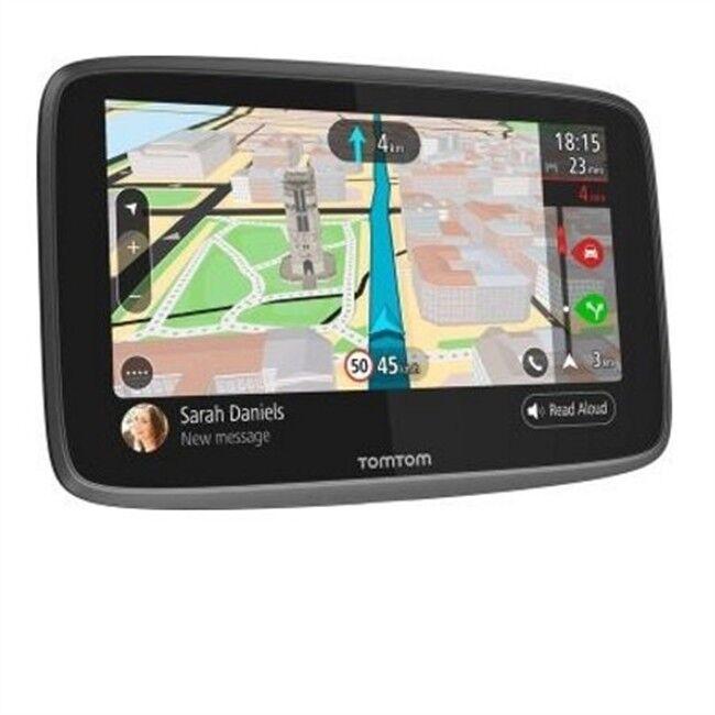TomTom Navigatore Gps Tomtom Go 6200 Mondo Wi Fi