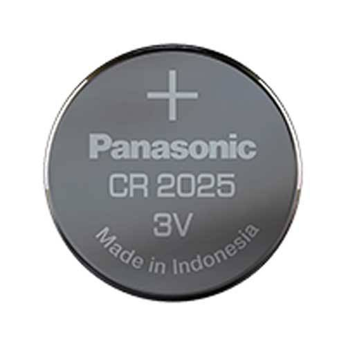 Panasonic Cr-2025 One Size Silver