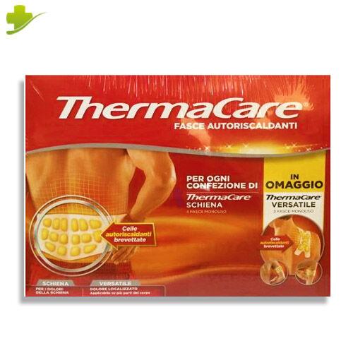 pfizer italia div.consum.healt thermacare fascia autoriscaldante a calore terapeutico edizione limitata schiena 4 pezzi
