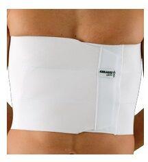dual sanitaly spa cintura elastica toracica regolabile con 4bande gibaud ortho misura 1