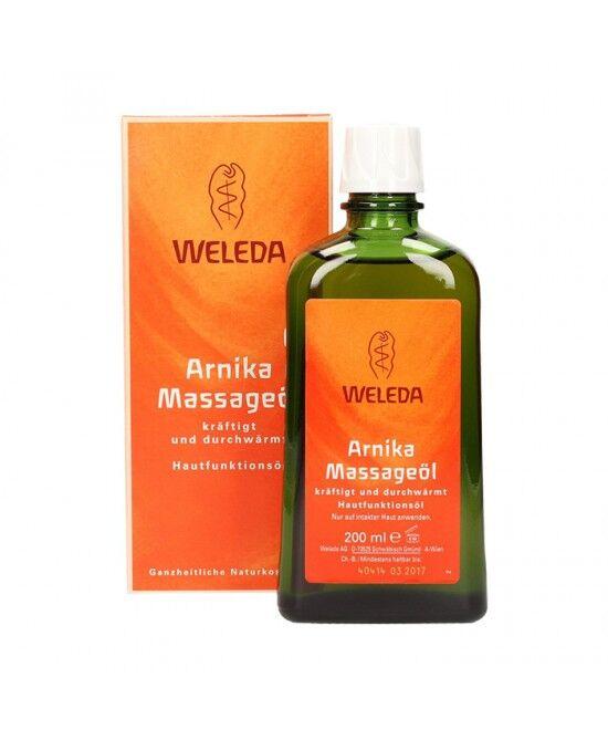 weleda olio massaggi arnica 200ml