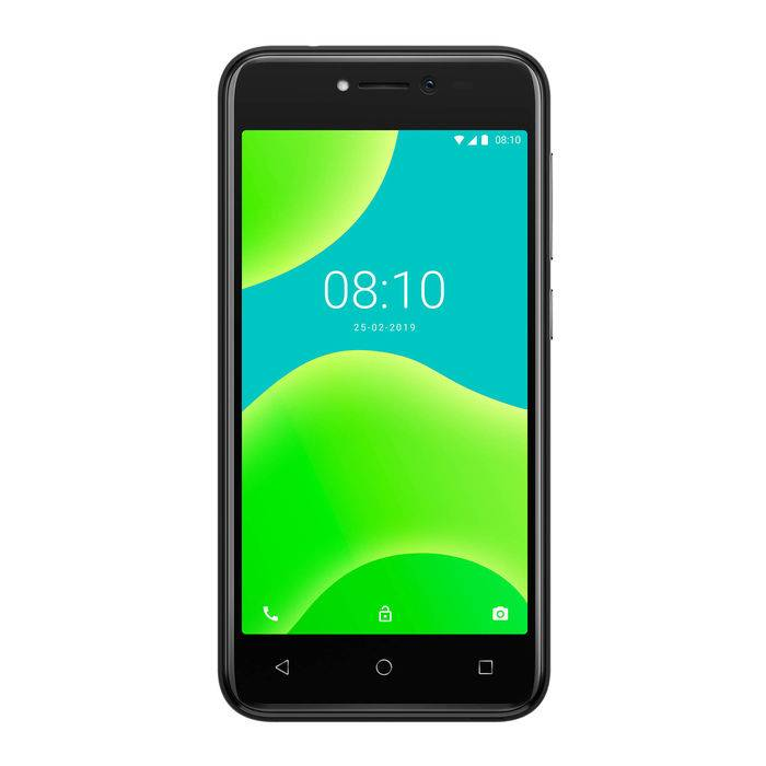 Wiko Y50 Dark Grey