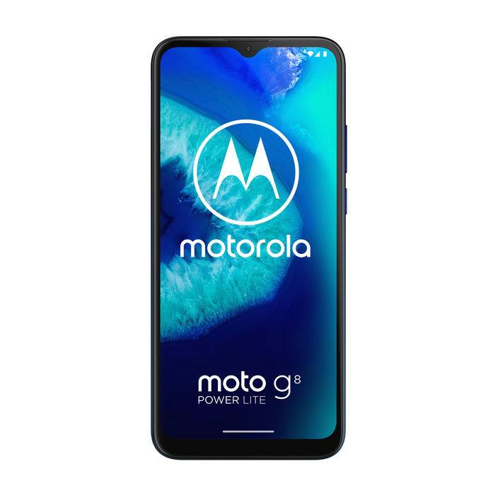 Motorola Moto G8 Power Lite Royal Blue