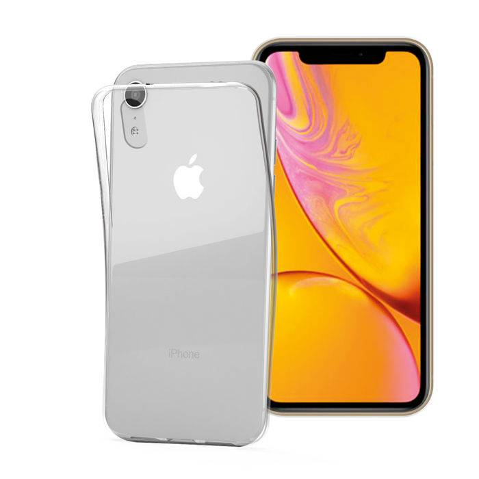 Isy Cover Trasparente per iPhone XR