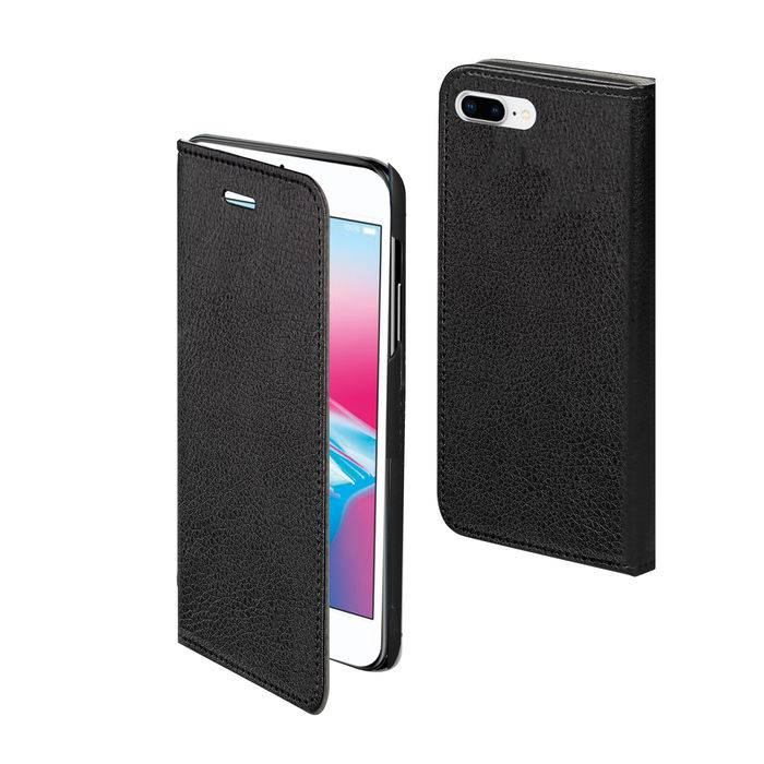 Isy Cover Pelle iPhone 7/8 Black