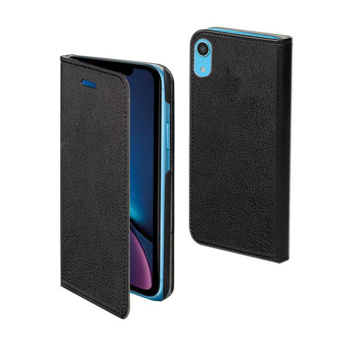 Isy Cover Pelle iPhone XR Black