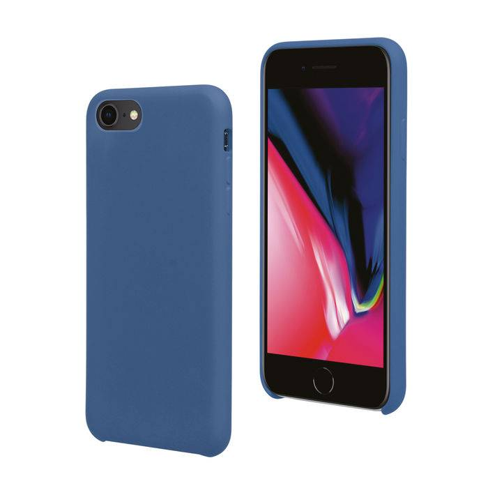 Isy Cover Soft per iPhone 7/8/SE 2020 Blue