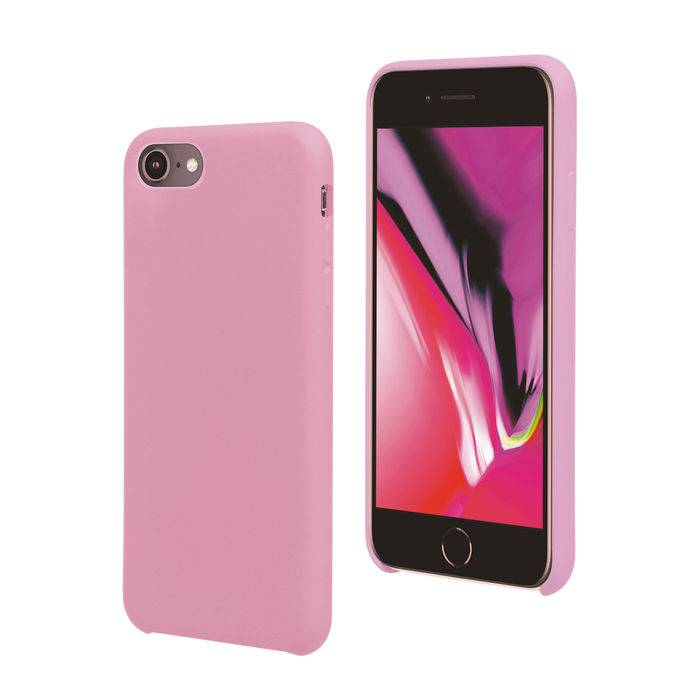 Isy Cover Soft per iPhone 7/8/SE 2020 Pink