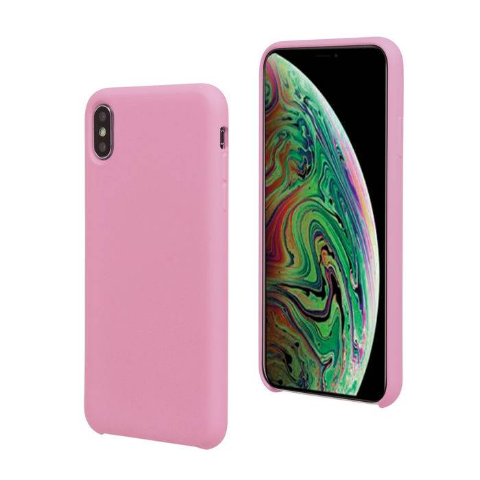 Isy Cover Soft per iPhone X/XS Pink
