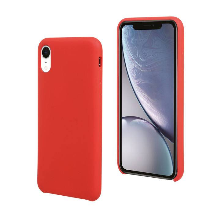 Isy Cover Soft per iPhone XR Red