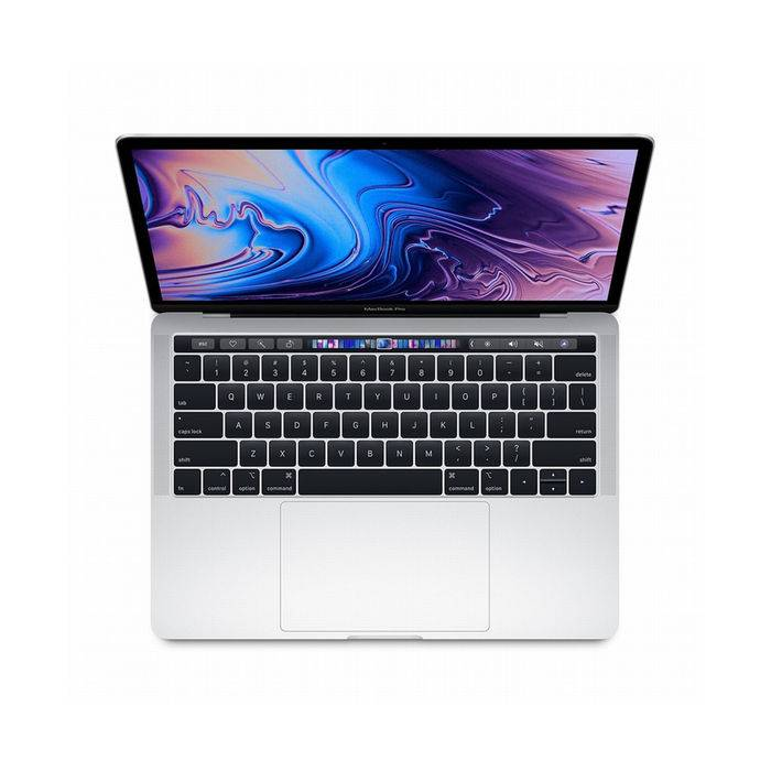 "Apple MacBook Pro 13"" 256GB 2,4 GHz Silver MV992T/A 2019"