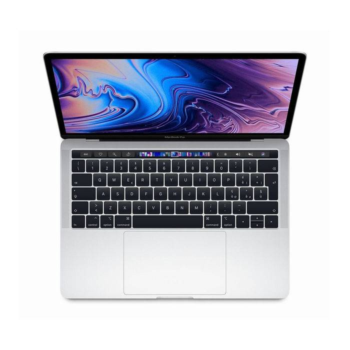 "Apple MacBook Pro 13"" 128GB Silver MUHQ2T/A 2019"