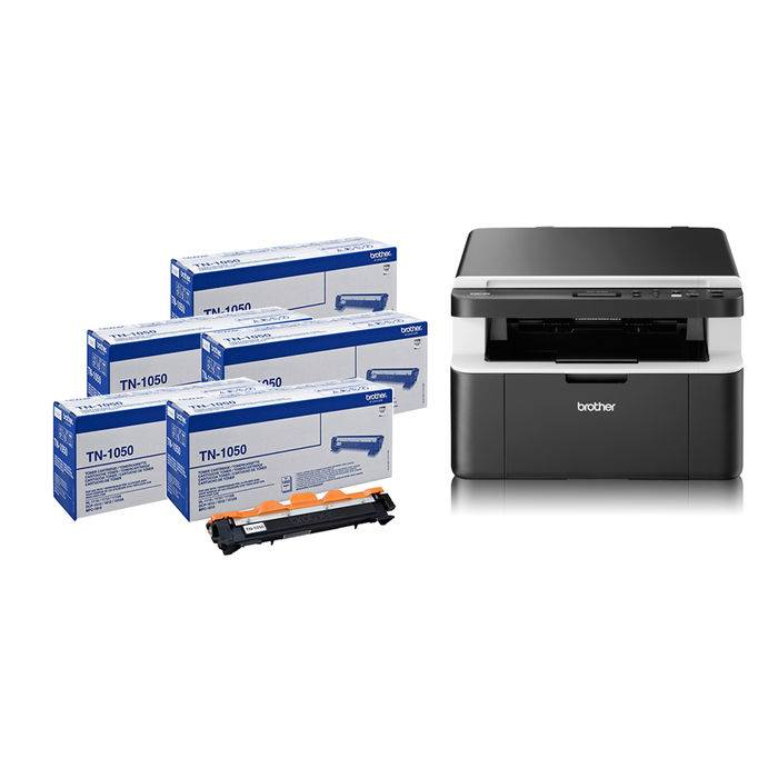 Brother DCP1612W+5 Toner