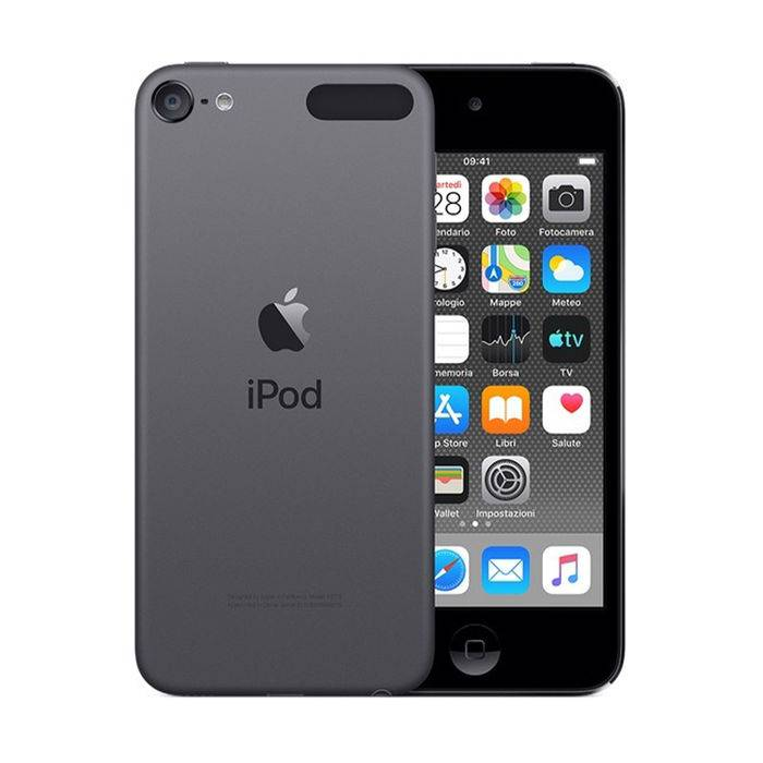 Apple IPOD TOUCH 32 GB (2019)  - GRIGIO SIDERALE