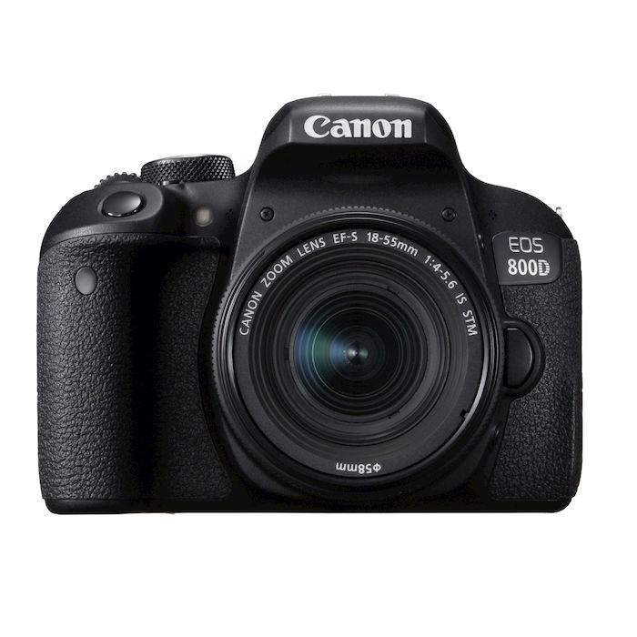 Canon EOS800D EFS18-55 F4-5.6IS