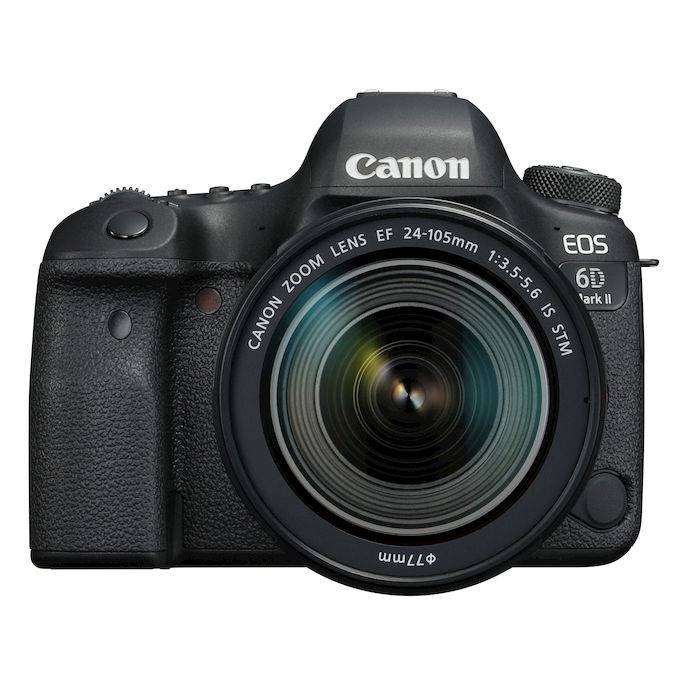 Canon EOS 6D MARK II 24-105 IS