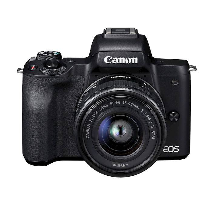 Canon EOS M50 15-45 IS STM BLACK