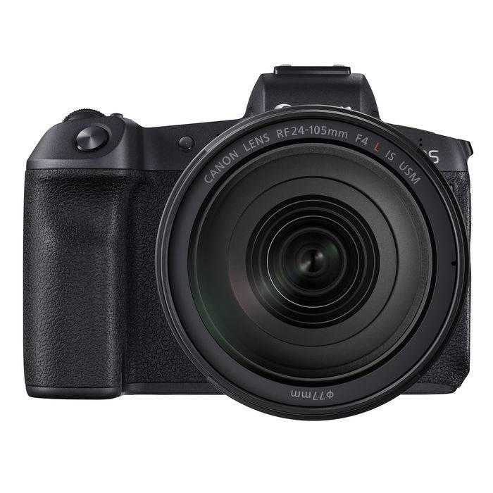 Canon EOS R RF24-105F4 IS USM + BACK