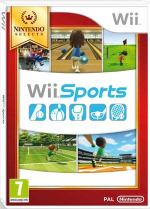 nintendo wii sport selects