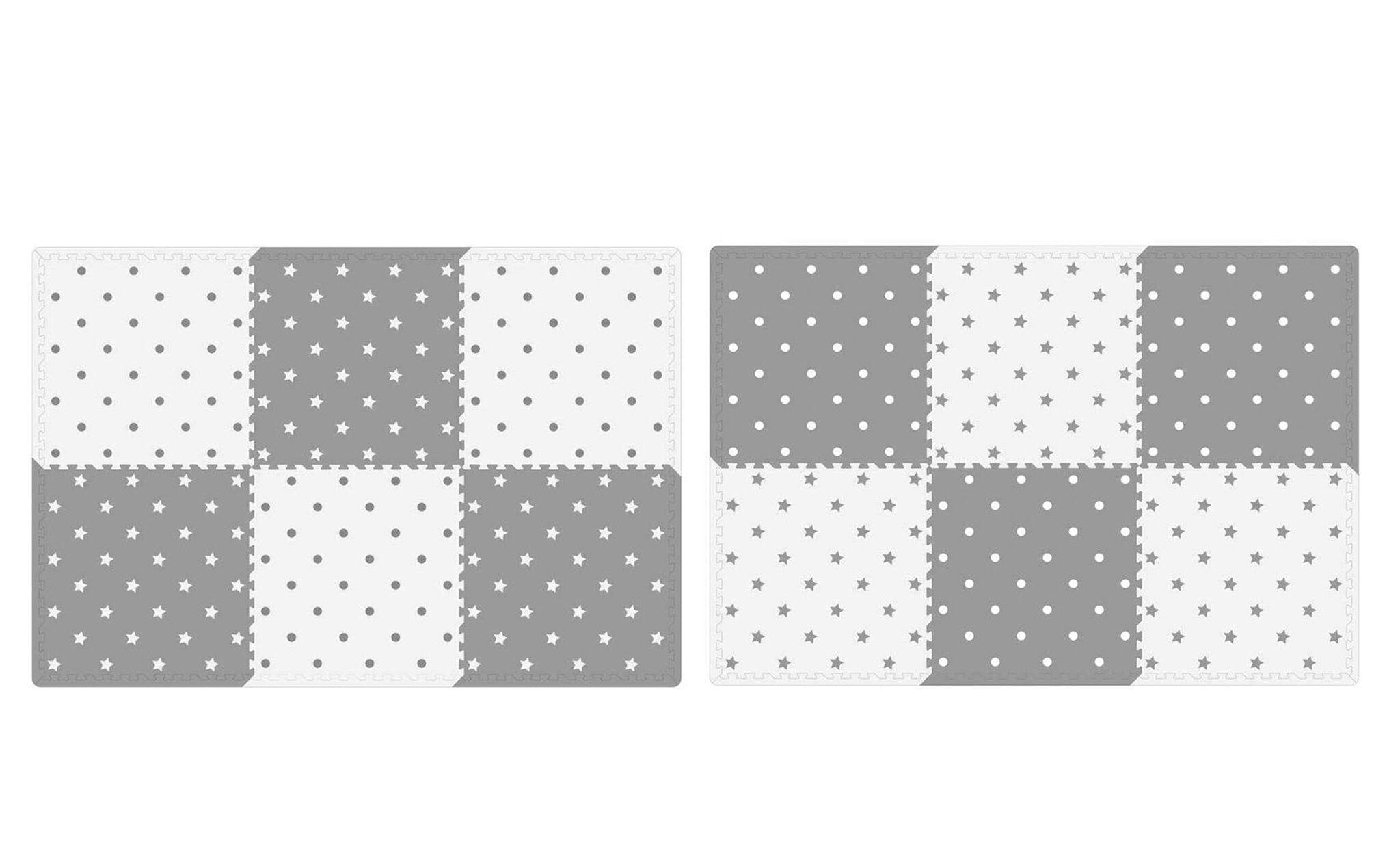 velovendo tappeto puzzle: set stelle