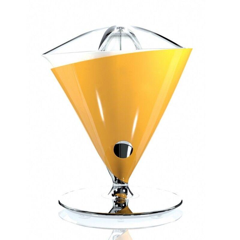 Bugatti Vita spremiagrumi giallo