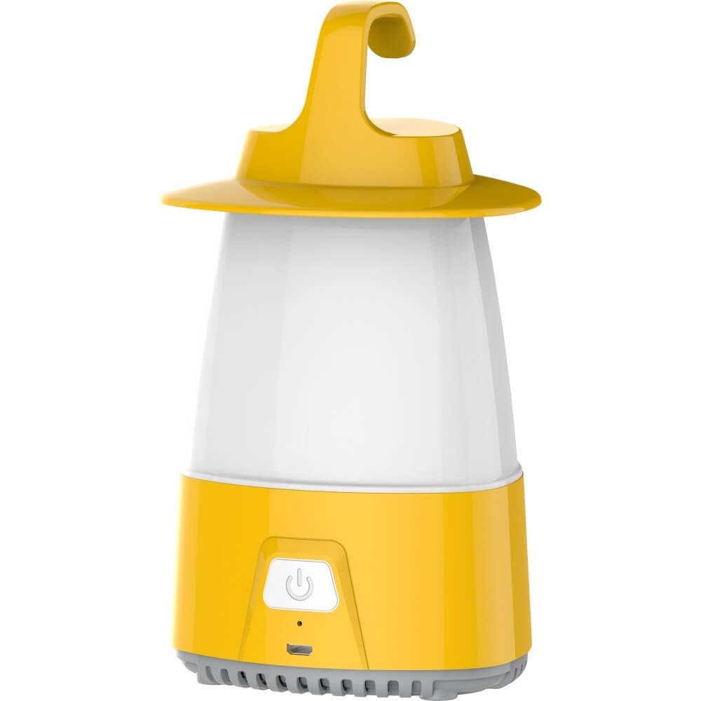 vito lighting lampada led ricaricabile da 25w, ricarica con porta usb 5v (cavo incluso) batteria litio da 2.000mah