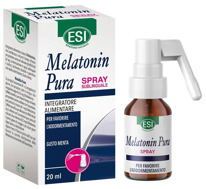 Esi Melatonin Pura Spray 20 ml