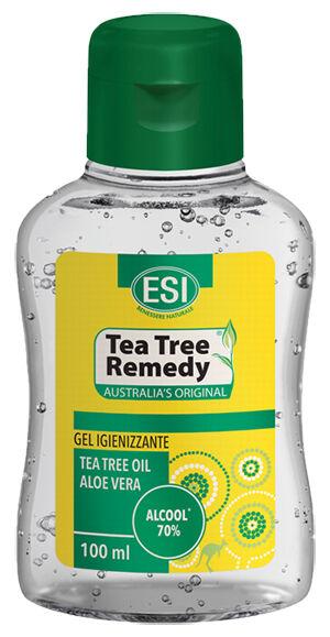 Esi Gel Igienizzante Mani Tea Tree Remedy 100 ml