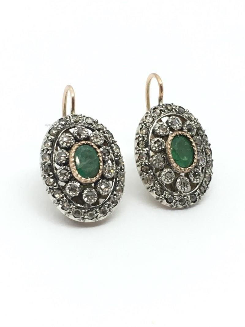 Casano gioielli Orecchini Donna Stile Antico OR18X23STOP220